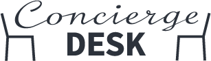 ASJ Concierge DESK official site logo